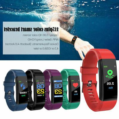 Fitness Smart Activity Tracker Android