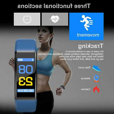 Fitness Activity Heart Rate Android iOS