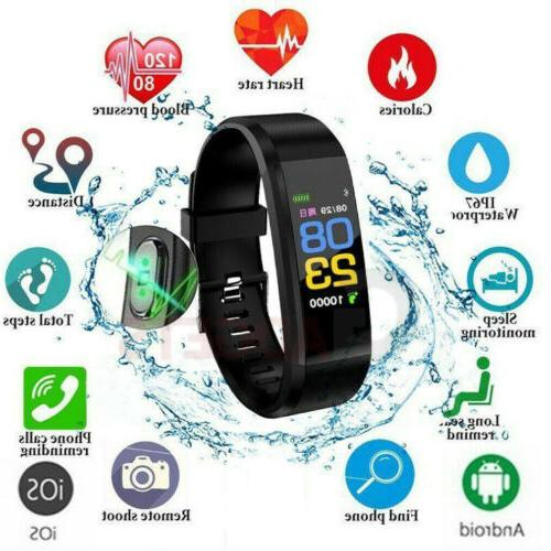 WomenMen Watch Activity Tracker Android