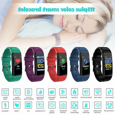 Fitbit Fitness Tracker Wristband Band Watch Rate