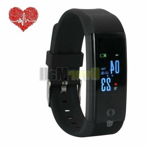 Fitness Smart Tracker Fitbit Android Heart