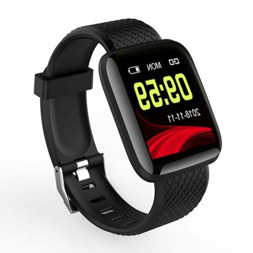Fitness Activity Tracker Smart Watch Heart Rate Oxygen