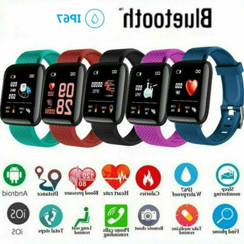 Fitness Smart Watch Band FIT Sport Activity Tracker For Kids