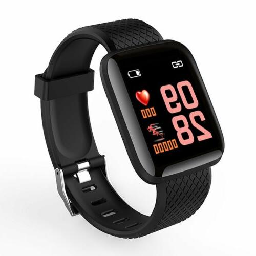 Fitness Watch Band Heart Rate Oxygen