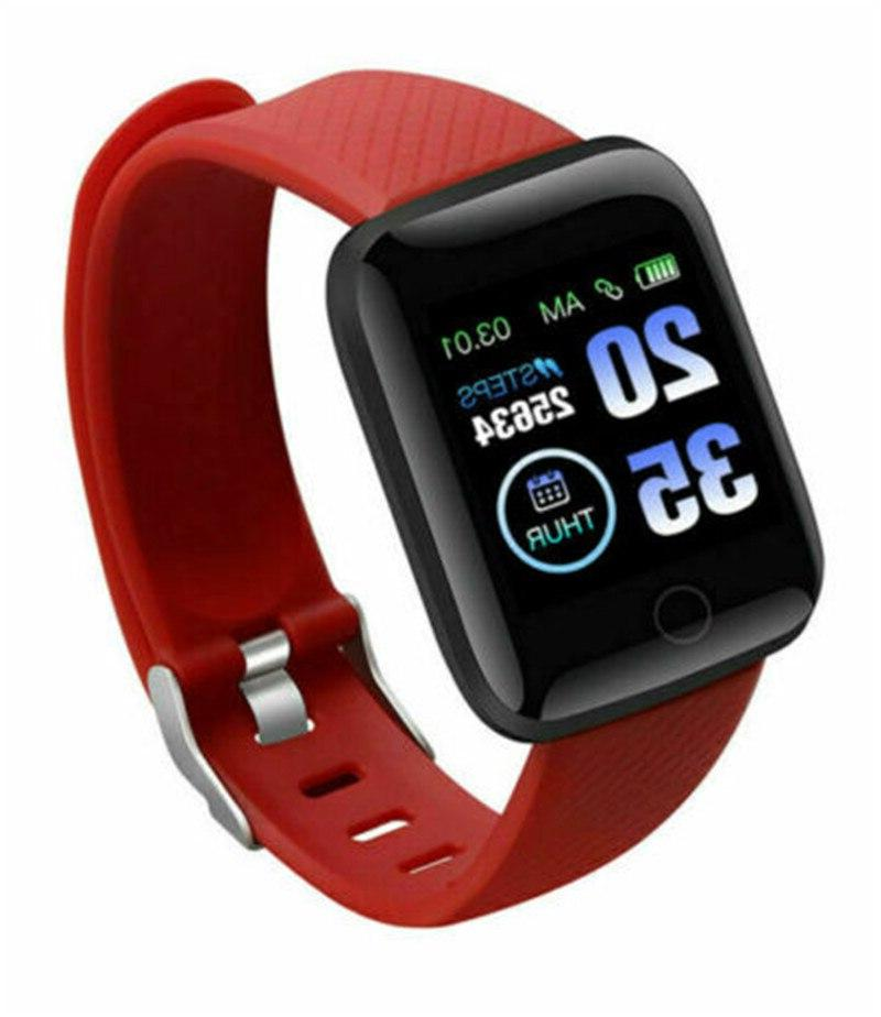Fitness Smart Watch Sport <font><b>Activity</b></font> <font><b>Tracker</b></font> Kids bit iOS