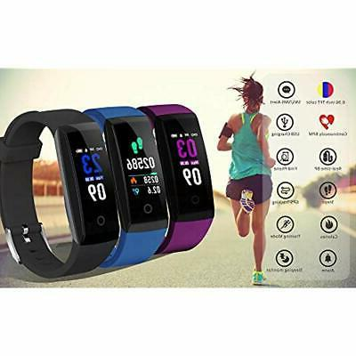 Fitness Tracker With Rate