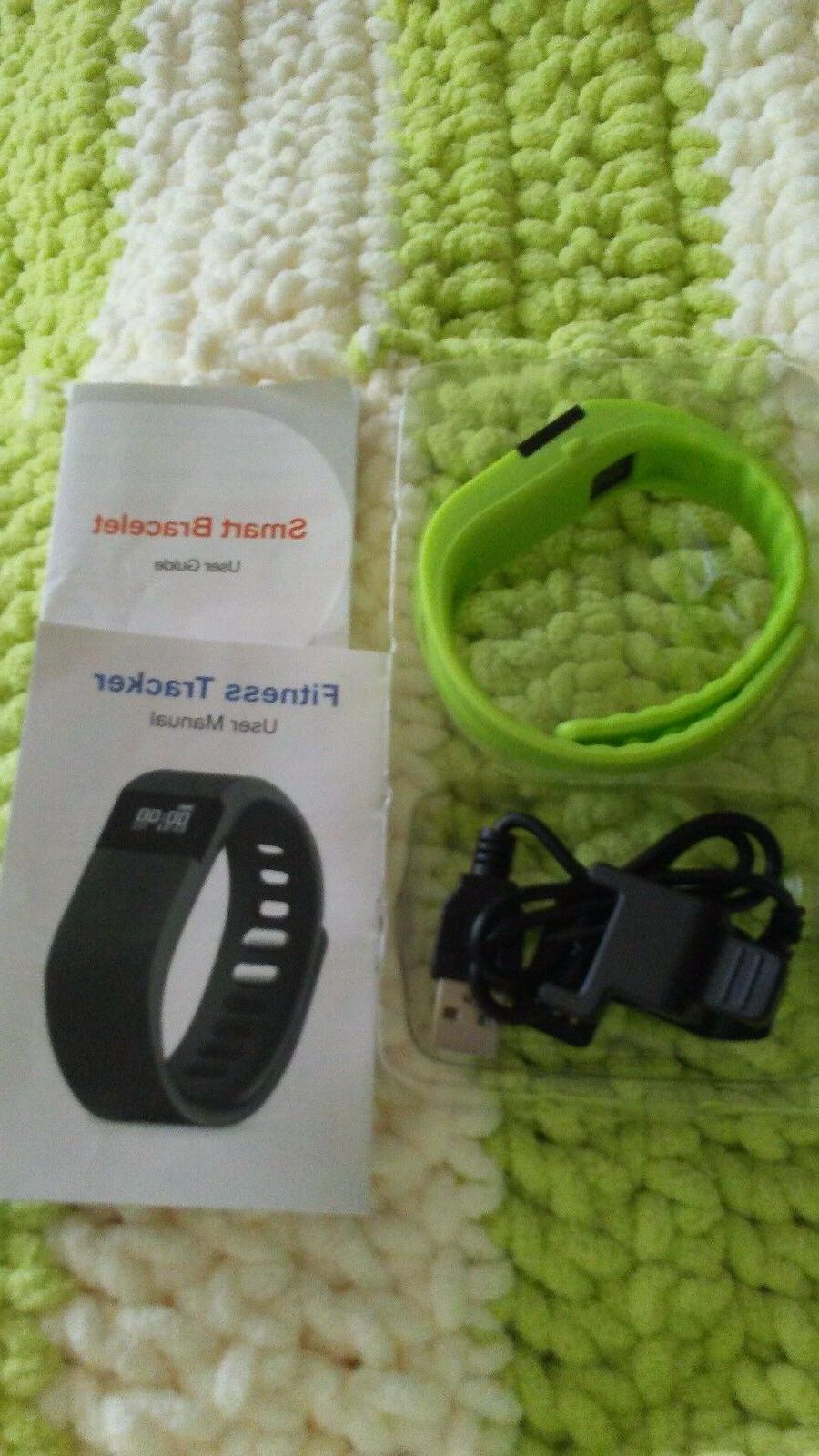 Fitness Tracker Teslasz Bluetooth Sleep Activity Sport Monitor