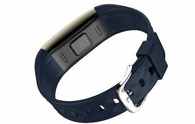 Juboury Fitness Rate Activity Tracker Touch Screen Pe...