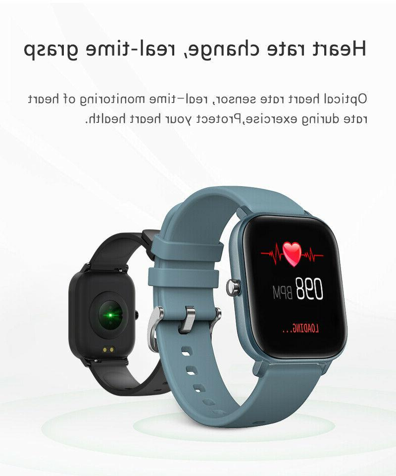Fitness Blood pressure Watch band