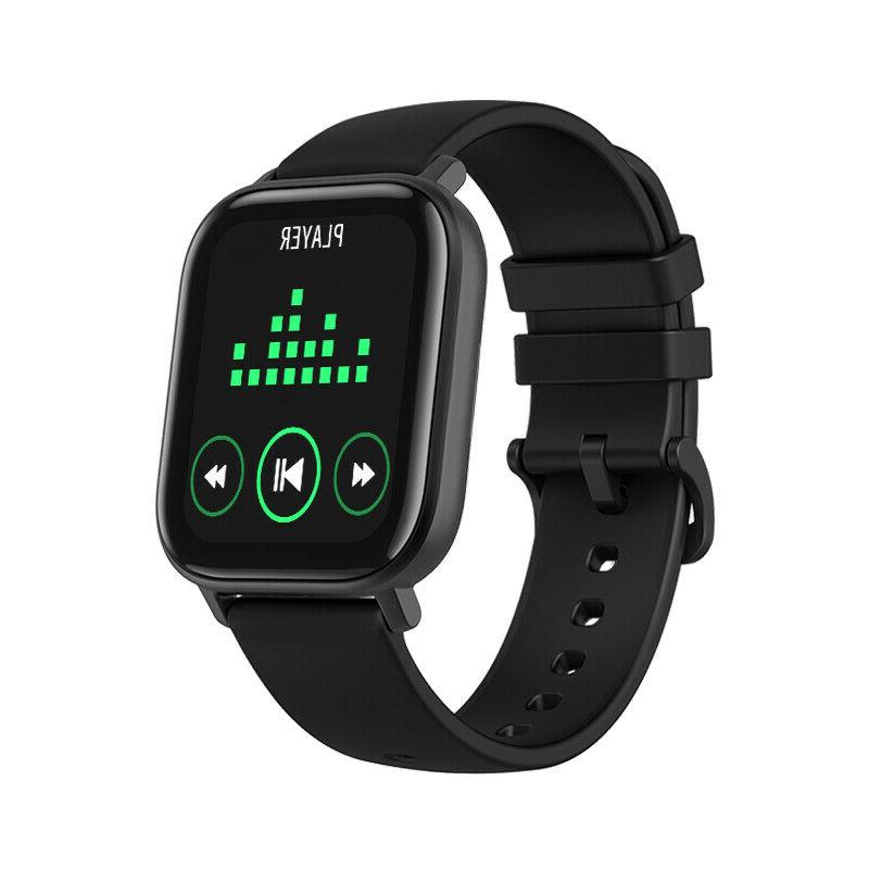 Fitness Tracker Rate Blood pressure Watch M4