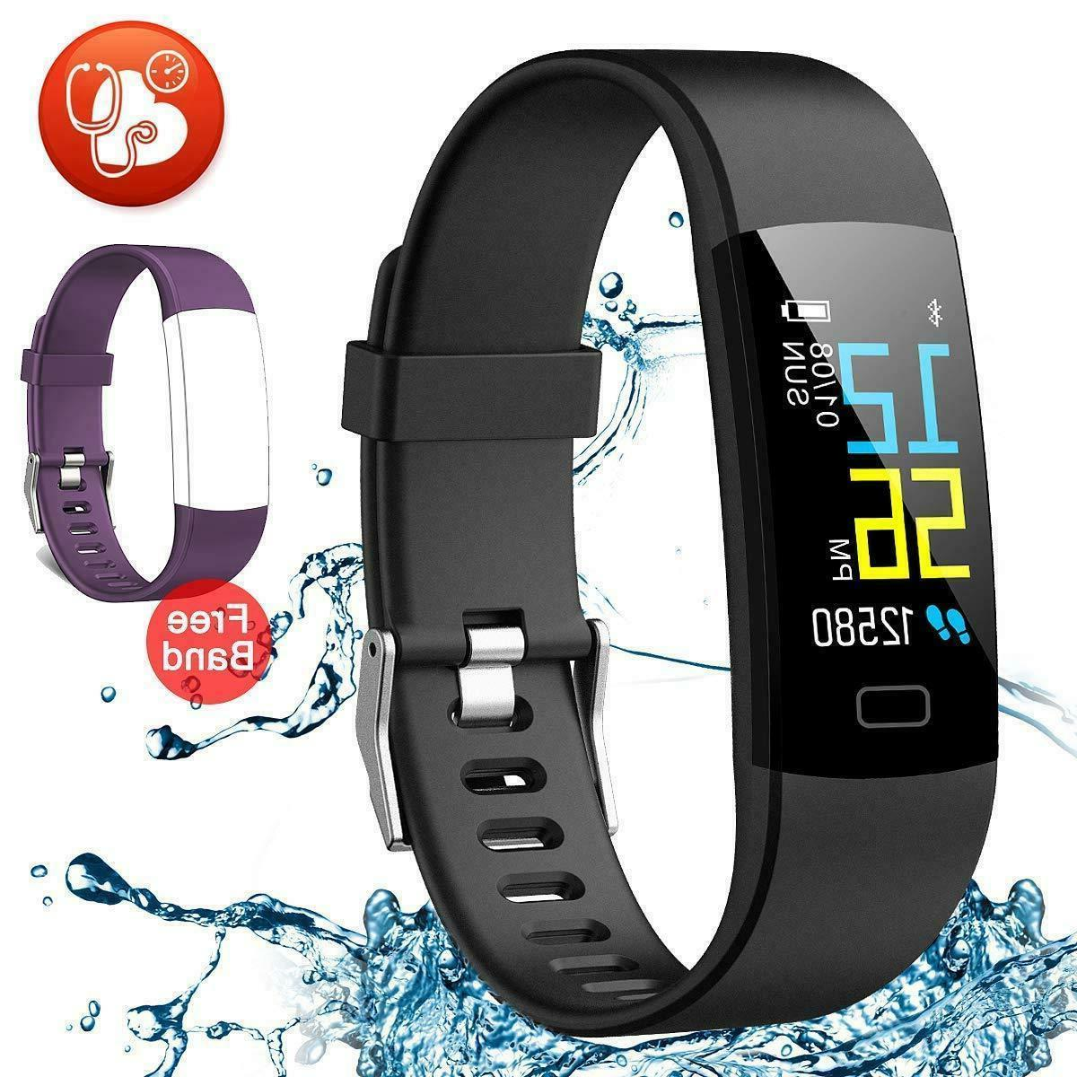fitness tracker hr activity tracker watch heart
