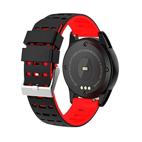 Fitness Silicone Band for Kids Women Fitness Tracker Heart Rate Pressure Step Smart