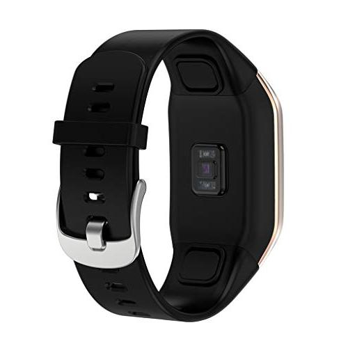 Fitness Tracker Large IPS Screen Heart Activity Curved Smart Bracet