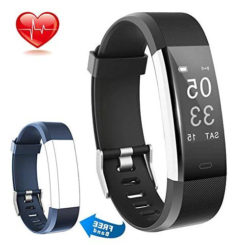 fitness tracker wireless charging message