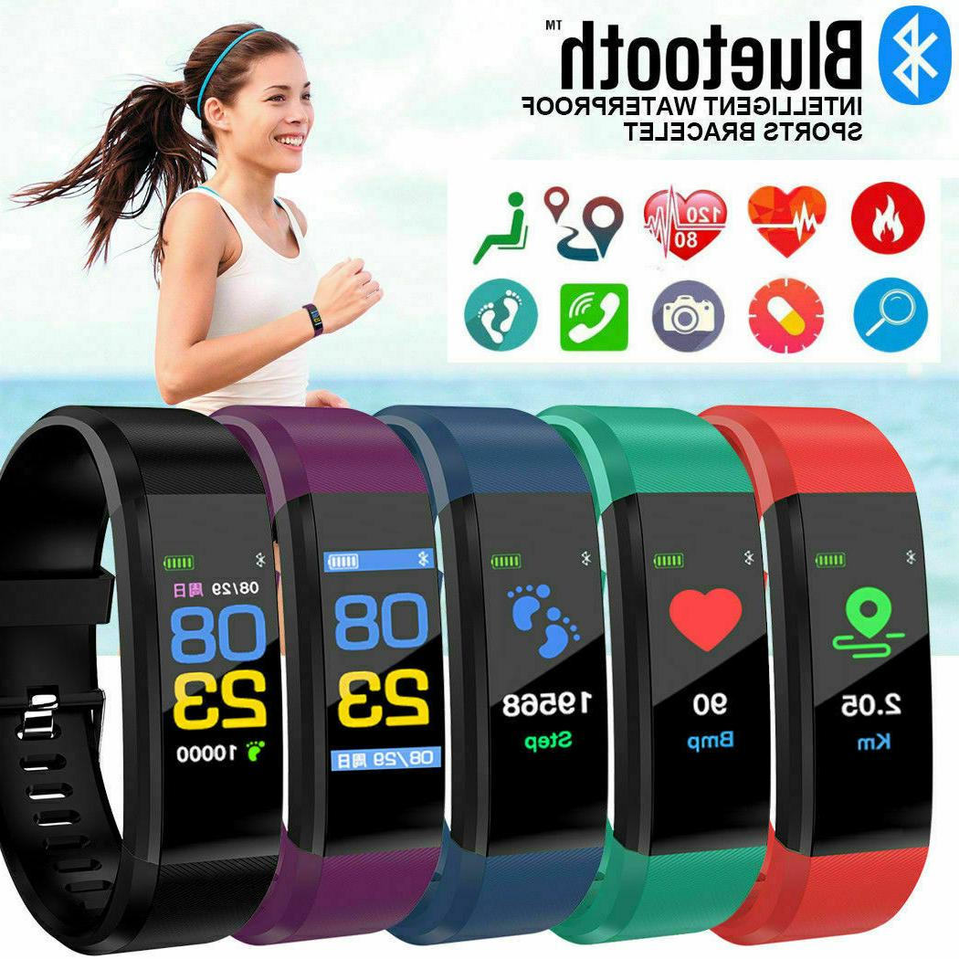 Fitness HR, Activity Tracker Watch with Heart Rate Monitor, Waterproof