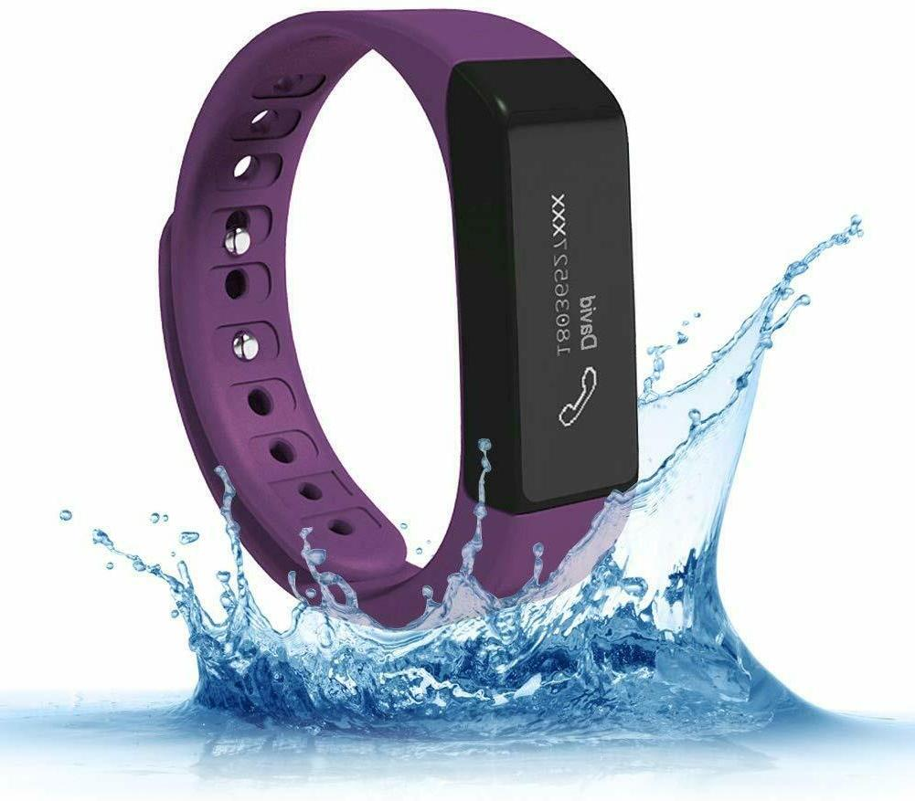 fitness trackers i5 plus ip65 water