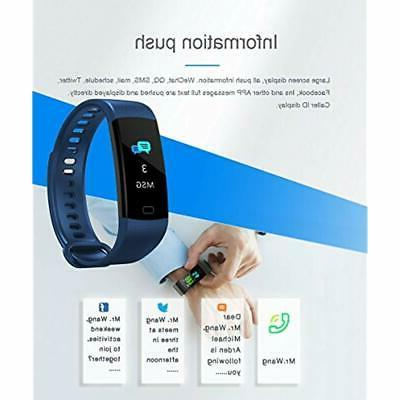 Fitness Trackers With Blood Pressure Monitor, Screen