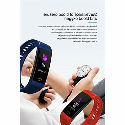 Fitness Blood Pressure Monitor, Screen Activity