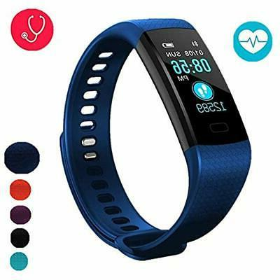 fitness trackers tracker with blood pressure monitor