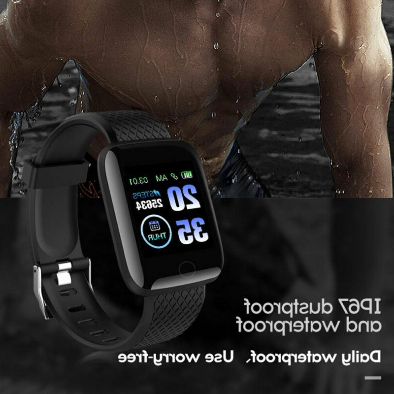 Fitness Tracker Android iOS