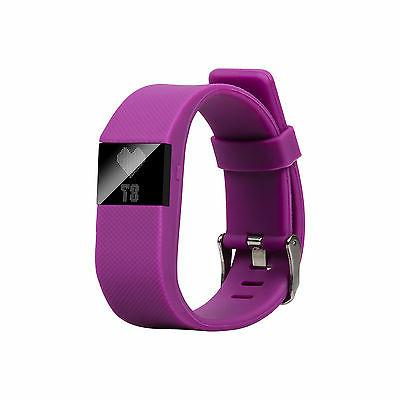 Heart Rate Monitor Fitness Activity Tracker, Pedometer BlueW