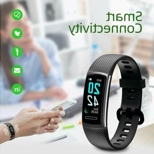 High-End Activity Trackers Health Exercise Watch Heart