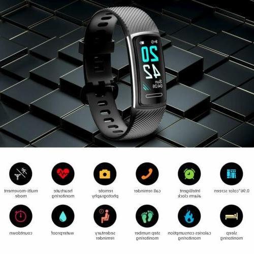 High-End Tracker Activity Trackers Health Watch Heart