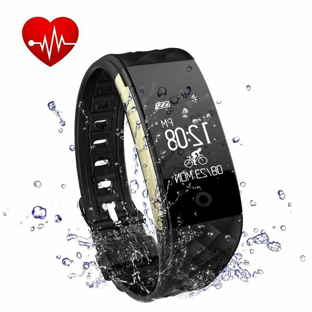 LETSCOM HR, Activity Watch with Heart Monitor
