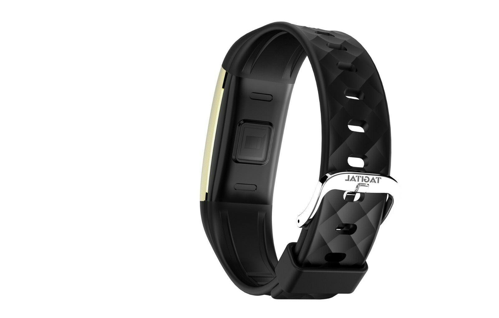 LETSCOM Fitness Activity Tracker Heart Rate