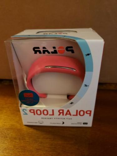 POLAR 2 TRACKER PINK Band fitbit