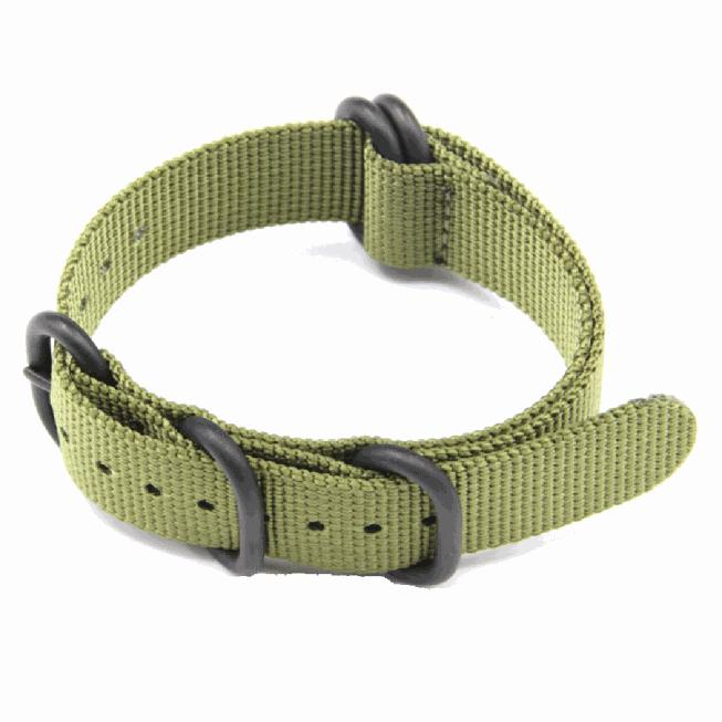 Luxury Nylon Ring Watch Replacement For Garmin