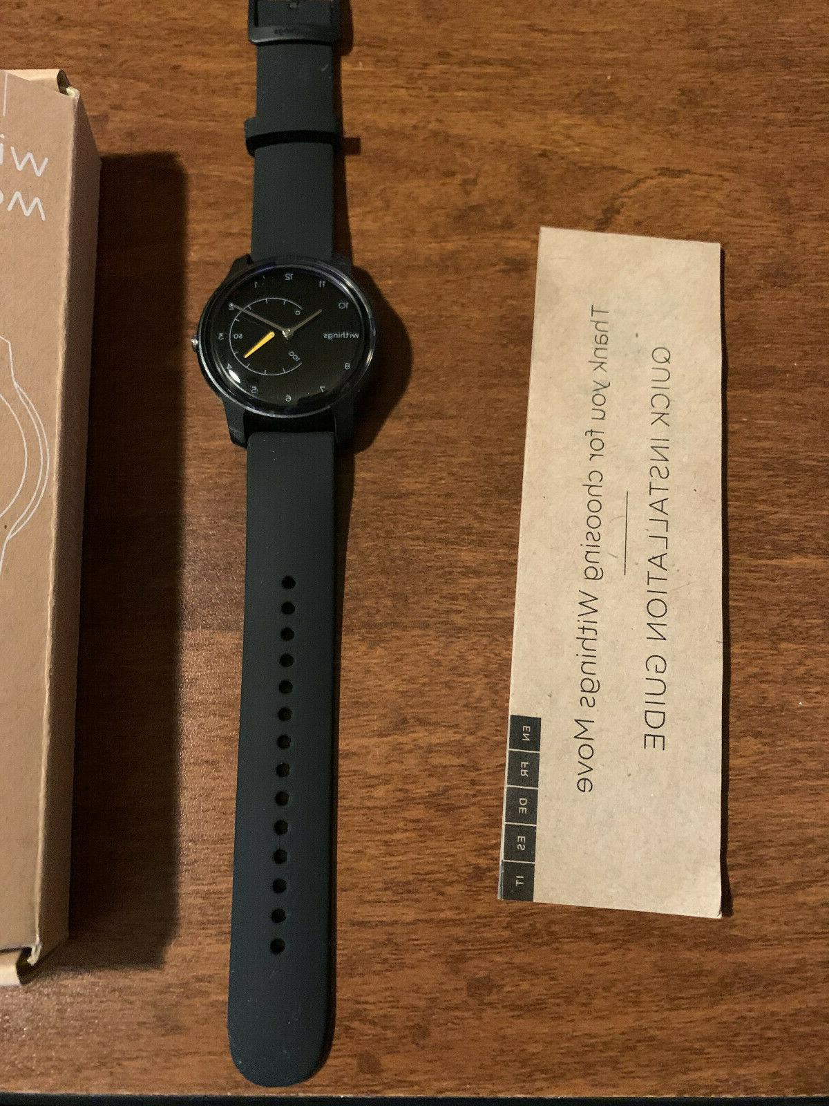Withings Move Tracking Watch same fast shipping