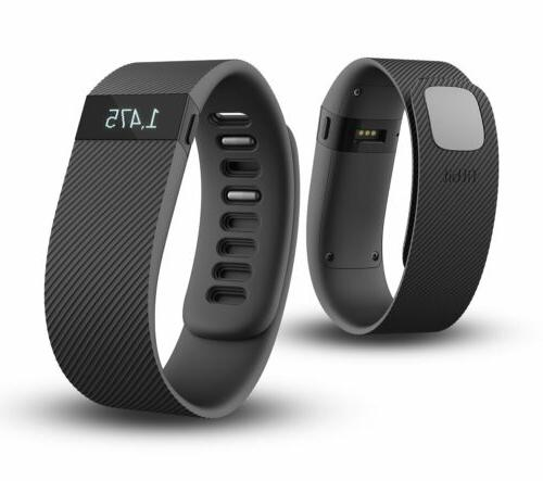 New Fitbit Charge Wireless Activity Tracker + Sleep Wristban