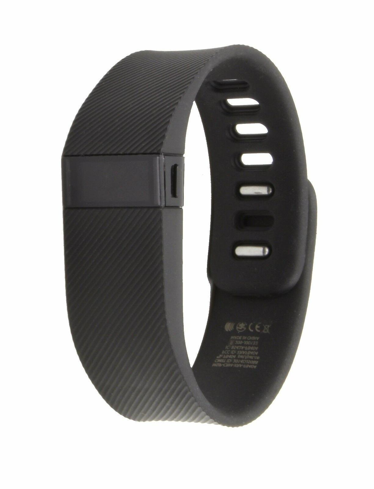 NEW FITBIT Fitness Activity Black ,Blue, Slate FB404