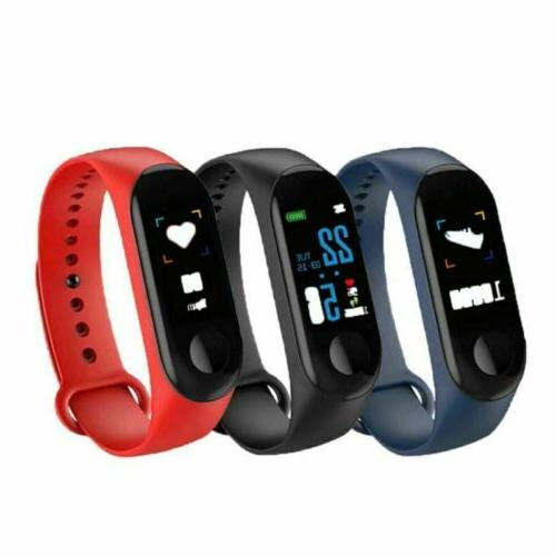 New Children Activity Tracker Counter Fit-Bit M3