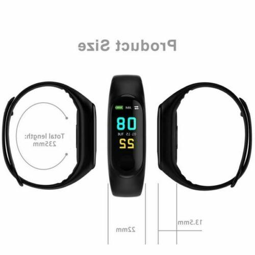 New Smart Step Counter Fit-Bit M3