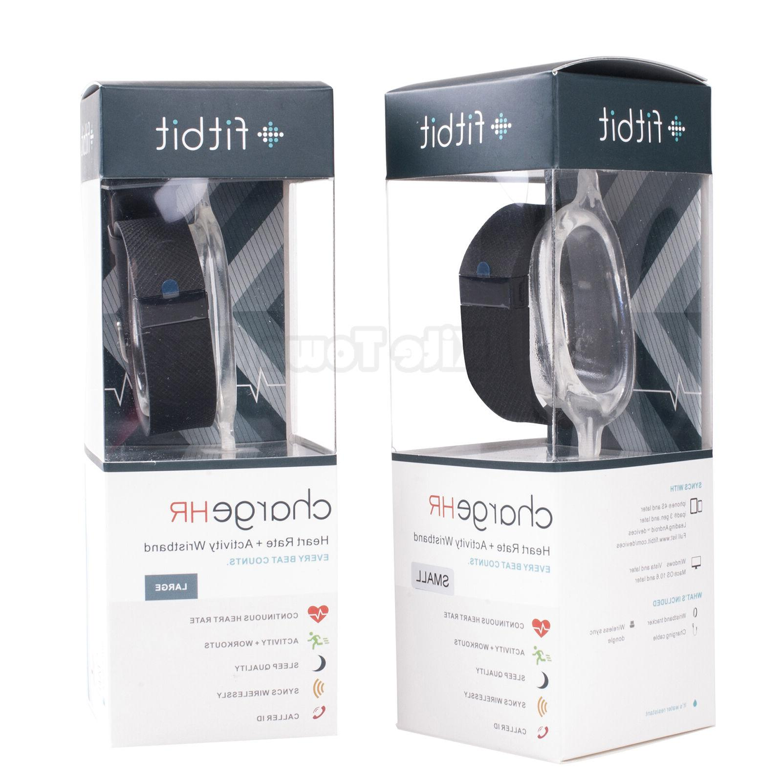 New Wireless Activity Rate Wristband & Large