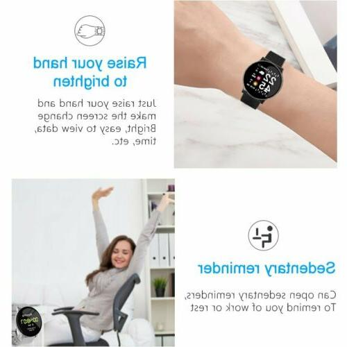 Sport Wristband Bluetooth Watch Rate Pressure Fitness