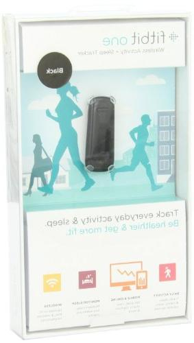 Fitbit One Wireless and Black