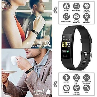 Pedometers Fitness Tracker HR, Watch
