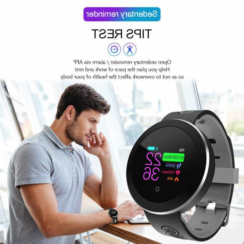 Q8 Bluetooth Smart Heart Rate Pressure