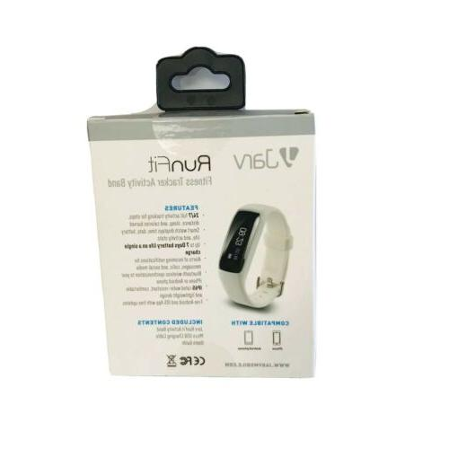 Jarv Runfit Activity Day Battery Water
