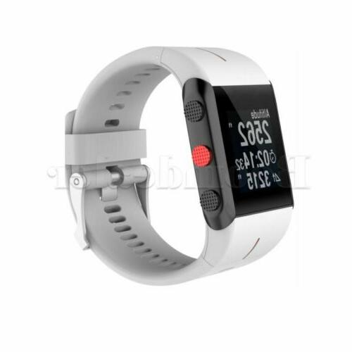 Silicone Replacement Strap for Polar Sport Smart