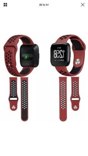 Silicone Sport for Fitbit Tracker