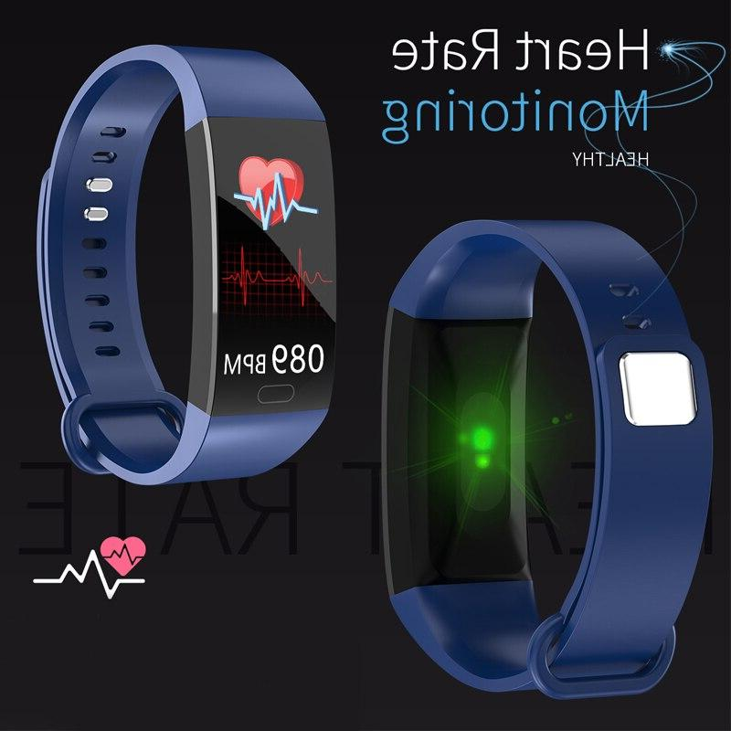 Smart Measuring Wristband <font><b>Activity</b></font> <font><b>Tracker</b></font> Heart Rate Smart Band