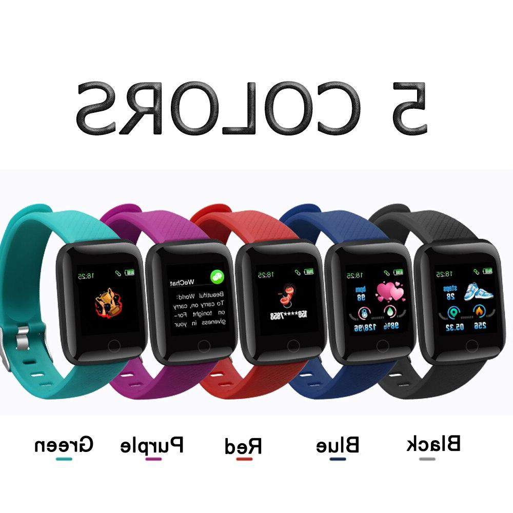 Smart Bracelet Blood Pressure Measurement Fitness <font><b>Tracker</b></font> Rate Pedometer A2