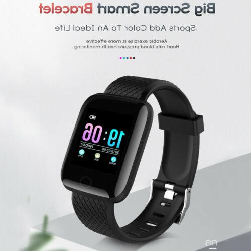 Lemfo Smart Fitness Blood Pressure