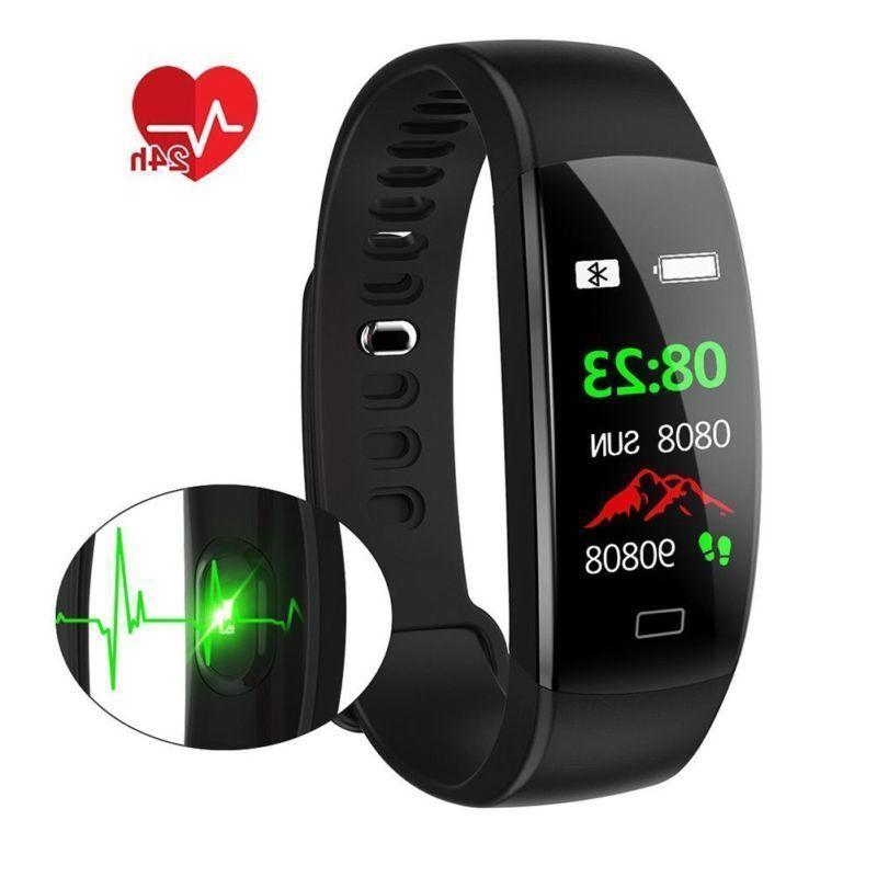 Rate Oxygen Fitness Tracker Activity