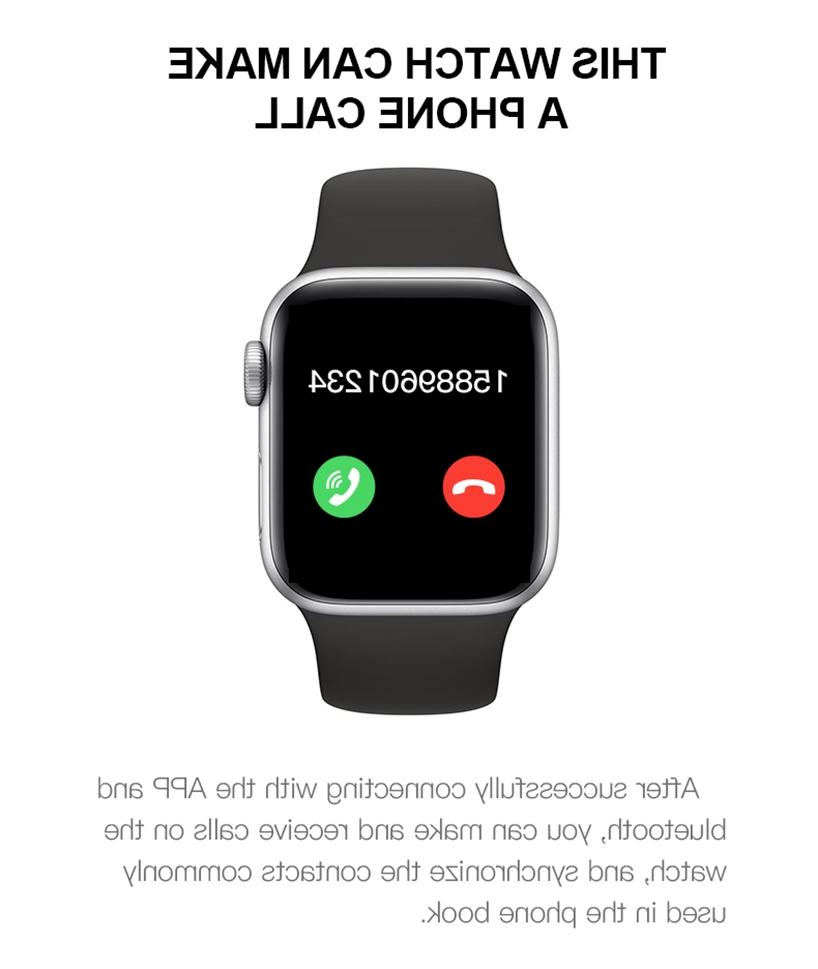 Smart Watch IOS Android Iphone Apple T500 Watches