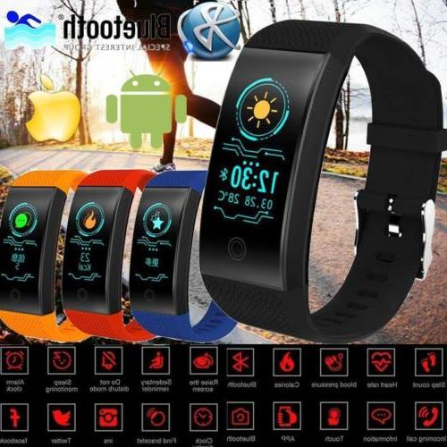 smart watch sports fitness activity heart rate